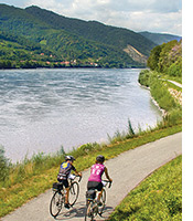 Czech Republic and Austria biking Family Trips photo